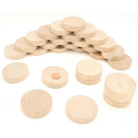 30 palets en bois billard hollandais standard
