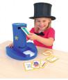 Chapeau magique révélateur de cartes à jouer