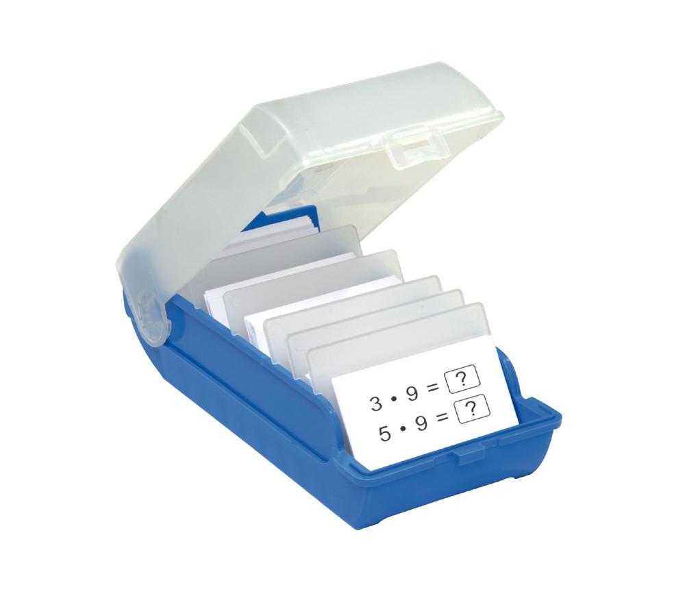 Boite à trier cartes 20 x 9 x 6.5 cm