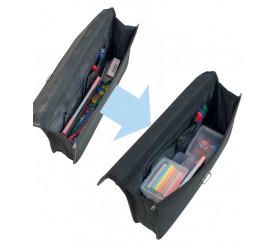 Boite plastique 80 x 110 x 40 mm transparente vide MINI