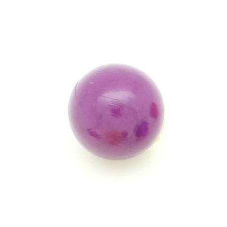Boule en plastique 13 mm diamètre bille couleur au choix