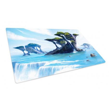 Tapis de jeu île magique 61 x 35 cm playmat