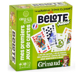 Belote Junior GRIMAUD enfant