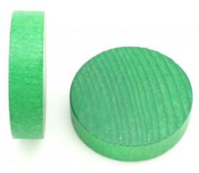 Palet bois de 5 cm vert 52 x 13 mm à l'unité