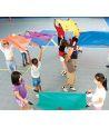 Parachute 2 joueurs - jeu coordination coopératif