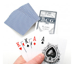 Jeu de poker standard 54 cartes