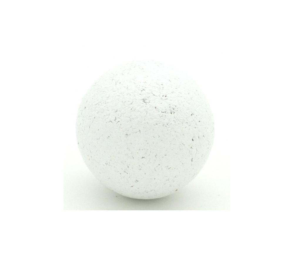 Balle liège blanche 36 mm pour babyfoot