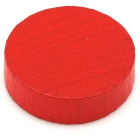 Pion palet 4 cm en bois pour jeu 40 x 10 mm