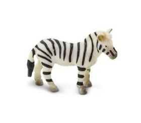 Figurine mini mini zèbre safari