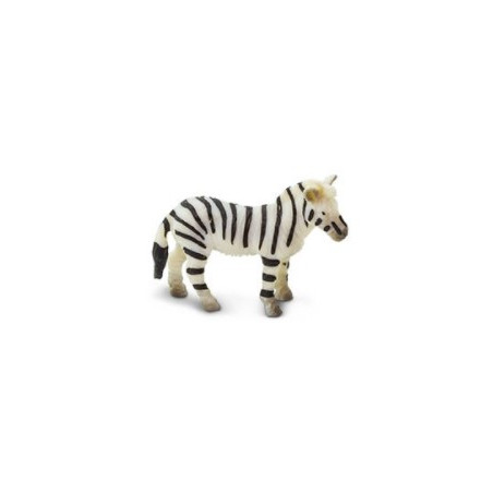 Figurine mini mini zèbre safari