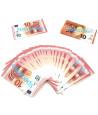 Set 100 billets de 10 euros factices pour jeux