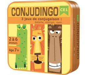 Conju Dingo CE1 - jeu des conjugaisons