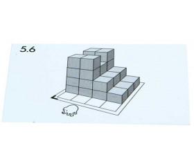 Fiches activité cubes - Mission Cubo