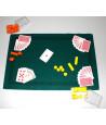 Tapis pour jeu de cartes 40 x 60 cm