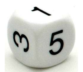 dés Doublement dés//cubes 22 mm Backgammon dés