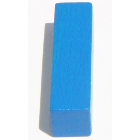 Batonnet buchette 10x10x40 mm en bois pour jeu