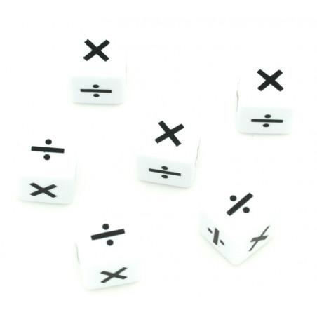 10 Dés multiplier et diviser x :