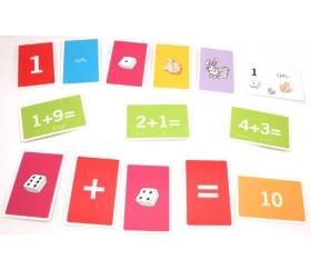 Cartatoto Chiffres apprendre en s'amusant 110 cartes