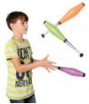 3 massues de jonglage PM- quilles jonglerie