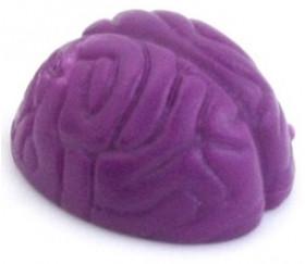 Pion cerveau violet 21 x 19 x 12 mm