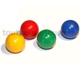 billes et balles en plastique color pour cr er vos jeux. Black Bedroom Furniture Sets. Home Design Ideas