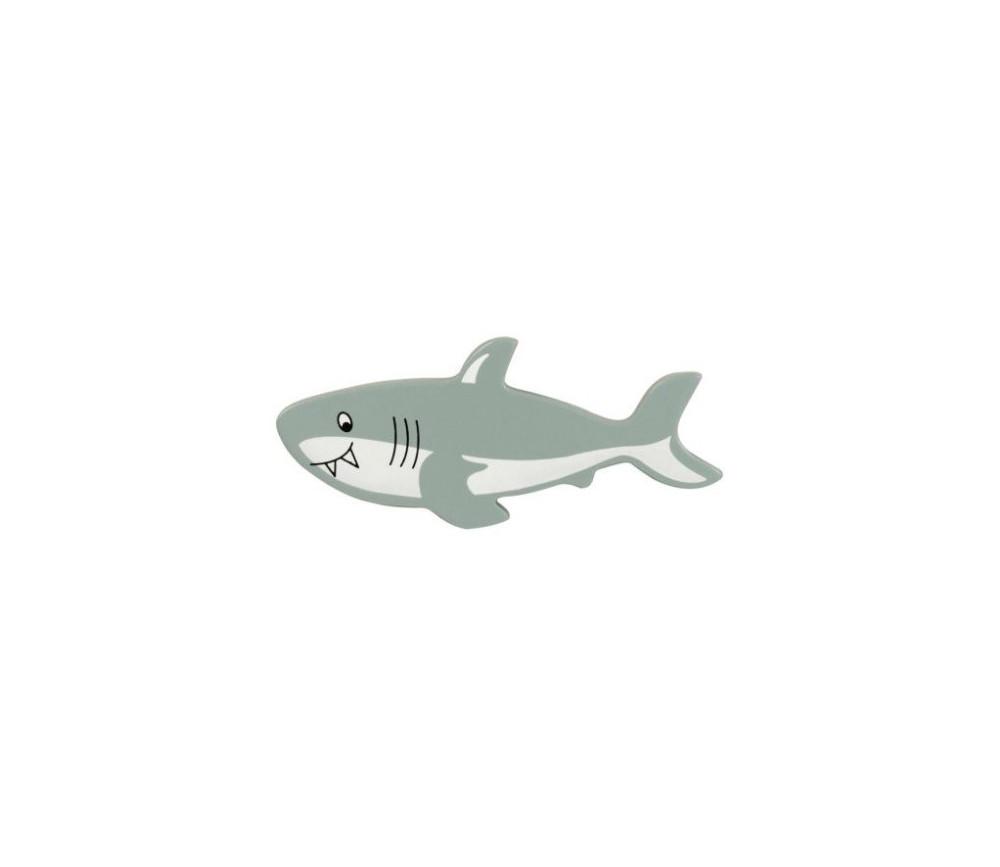 Requin en bois 44 x 103 x 15 mm