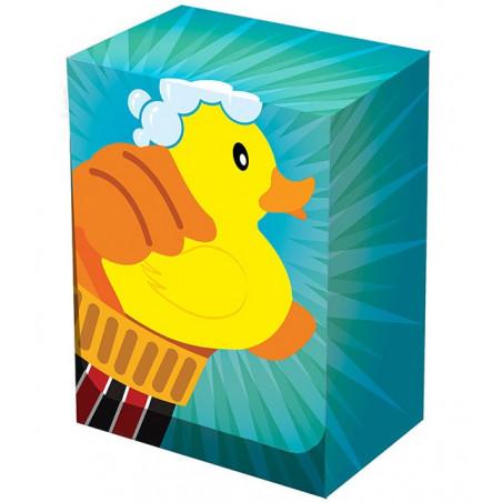 Deckbox Canard Rubber Ducky Boite plastique 10 x 7.5 x 5.8 cm