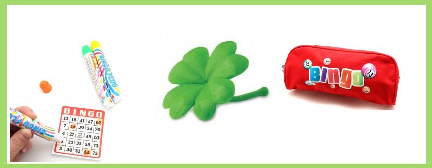 Divers accessoires pour loto
