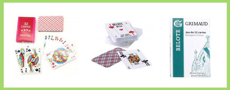 Jeux de cartes à jouer
