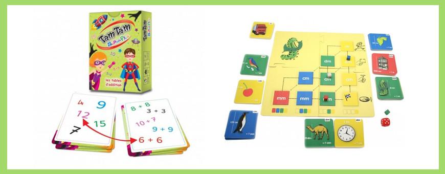 Mini jeux de math