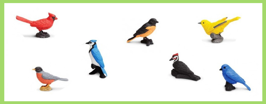 Set d'animaux par thème