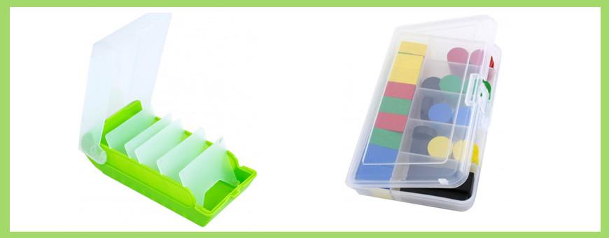 Trieur / boite compartiments