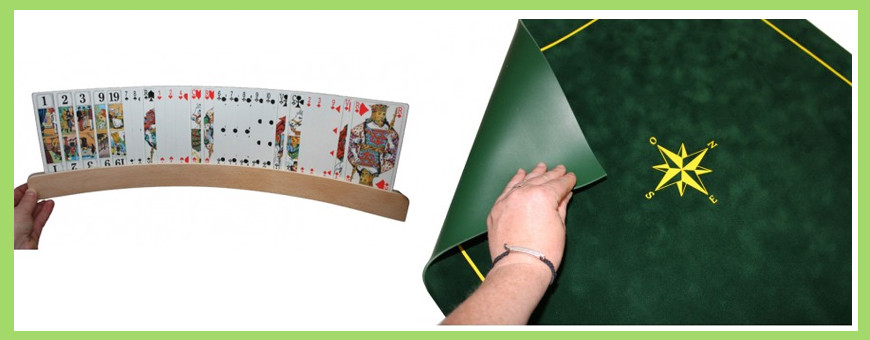 Accessoires jeux de cartes