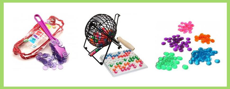 Matériel pour Loto / Bingo